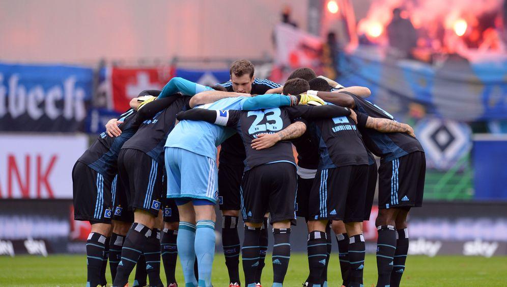 Bundesliga-Relegation: Mit zittrigen Knien zum Klassenerhalt