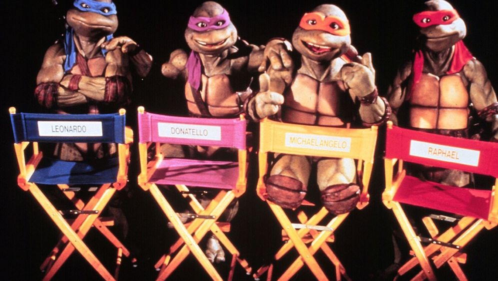 """Teenage Mutant Hero Turtles"": Wenn Schildkröten zu Helden werden"