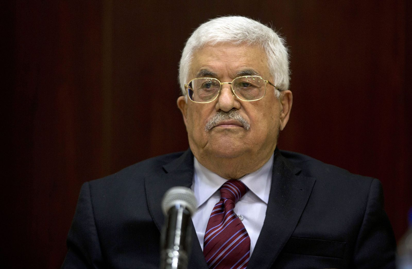 PLO Executive Committee meets on PLC meeting