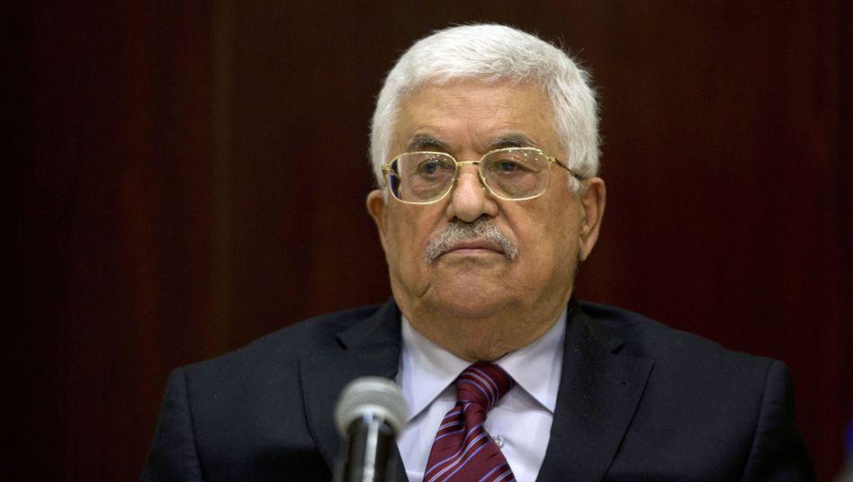 Mahmoud Abbas: Taktischer Rückzug