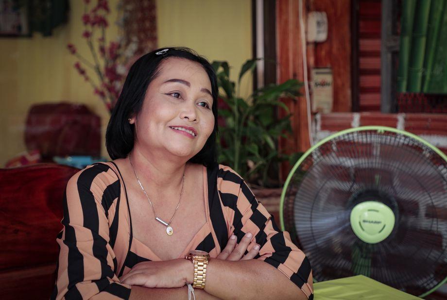 Auch die Masseurin Morakot sprach über ihre Erwartungen von der Öffnung Phukets und der Krisenstrategie der Politiker: »Ich bin von der Regierung enttäuscht und fühle mich alleingelassen«