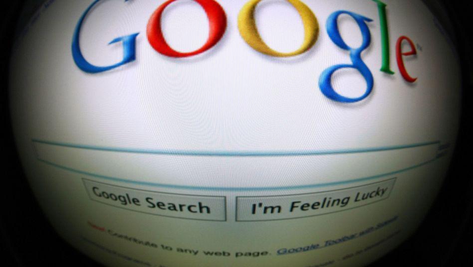 Suchmaschine Google: Schaut ab sofort auch Twitterern in Echtzeit aufs Maul