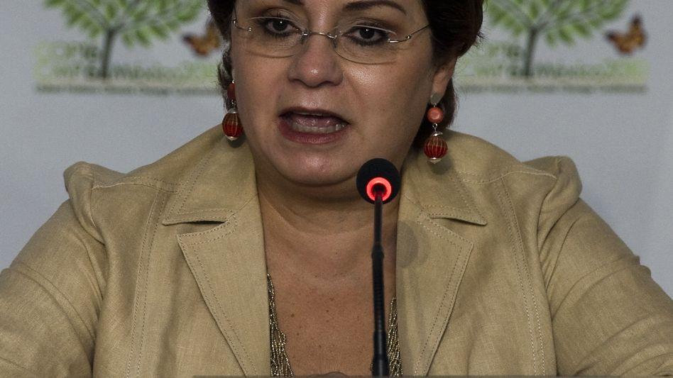 """Mexikanische Außenministerin Patricia Espinosa: """"USA muss Führungskraft unterstreichen"""""""