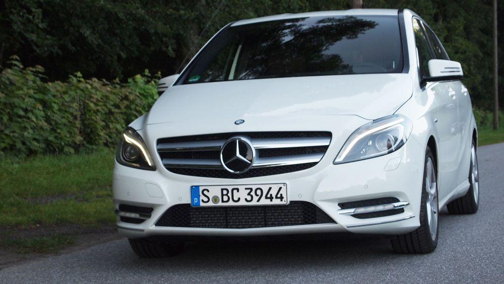 Mercedes B 180: Alles kostet extra