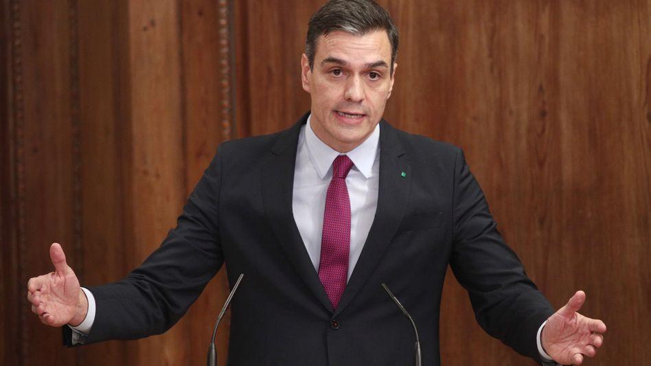 Pedro Sánchez: Wiederwahl zum Ministerpräsidenten dank katalanischer Separatisten möglich