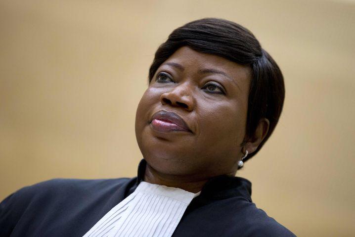 Fatou Bensouda, Chefanklägerin des Internationalen Strafgerichtshofs, ermittelt gegen Mitarbeiter der CIA