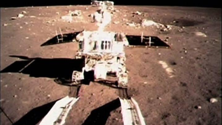 Chinesische Sonde: Die Mondfee und ihr Jadehase