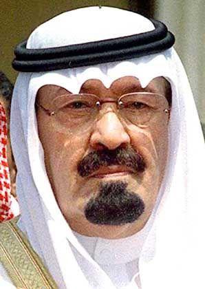Kronprinz Abdullah: Angst vor Machtkampf