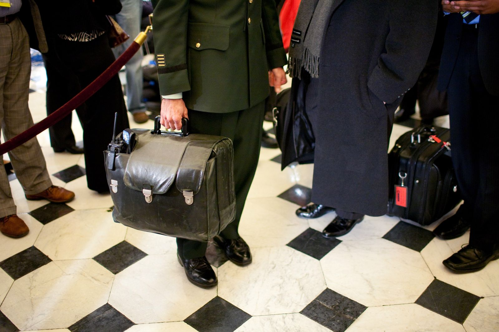Atomkoffer/ Nuclear Football