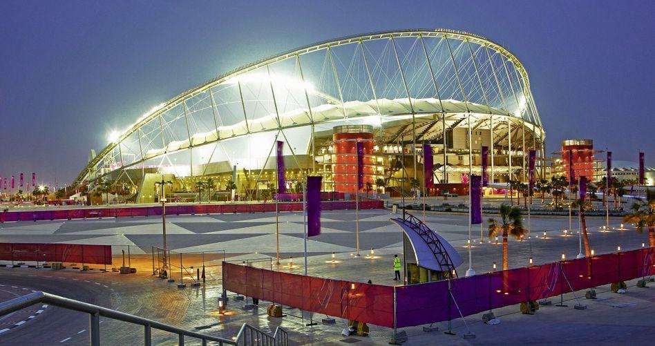 Khalifa-Stadion in Doha