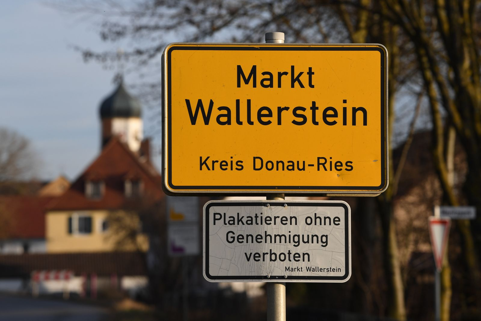 The CSU Wrestles With Religious Prejudice In Wallerstein