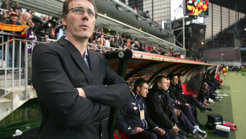 Französischer Nationaltrainer