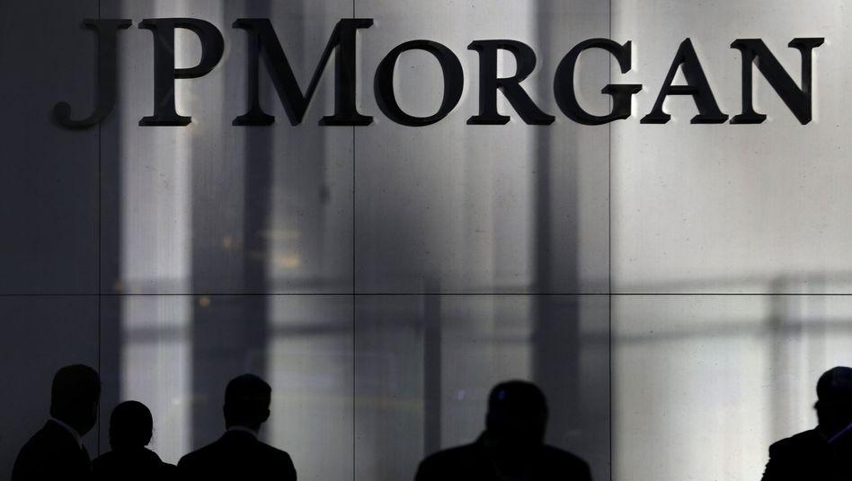 JP-Morgan-Chase-Zentrale: Staatliche Hilfszahlungen an die Banken schlimm genug