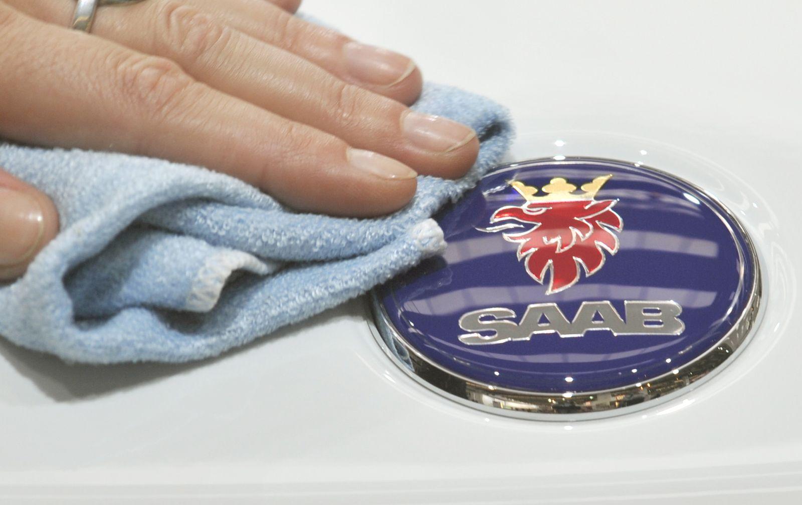 NICHT VERWENDEN Unternehmen / Saab