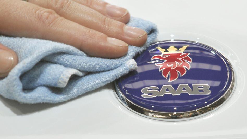 """Saab-Logo: """"Autos von Saab sind nicht länger schwedisch"""""""
