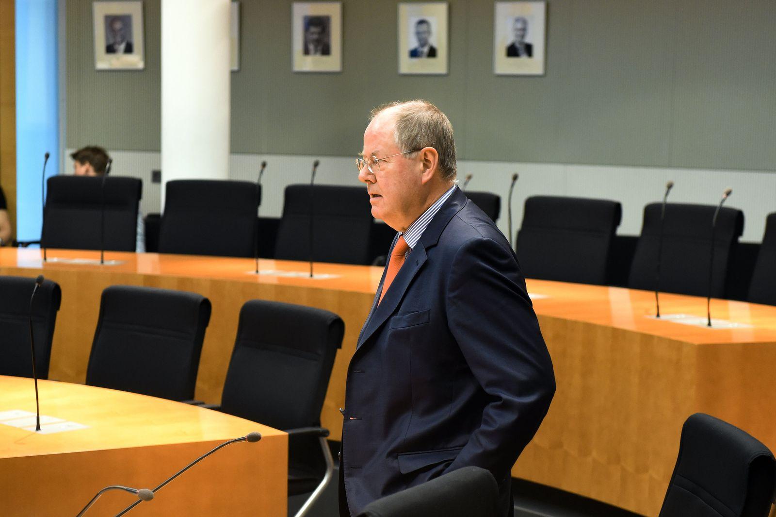 "Untersuchungsausschuss zu umstrittenen Aktiengeschäften ""Cum-Ex"""