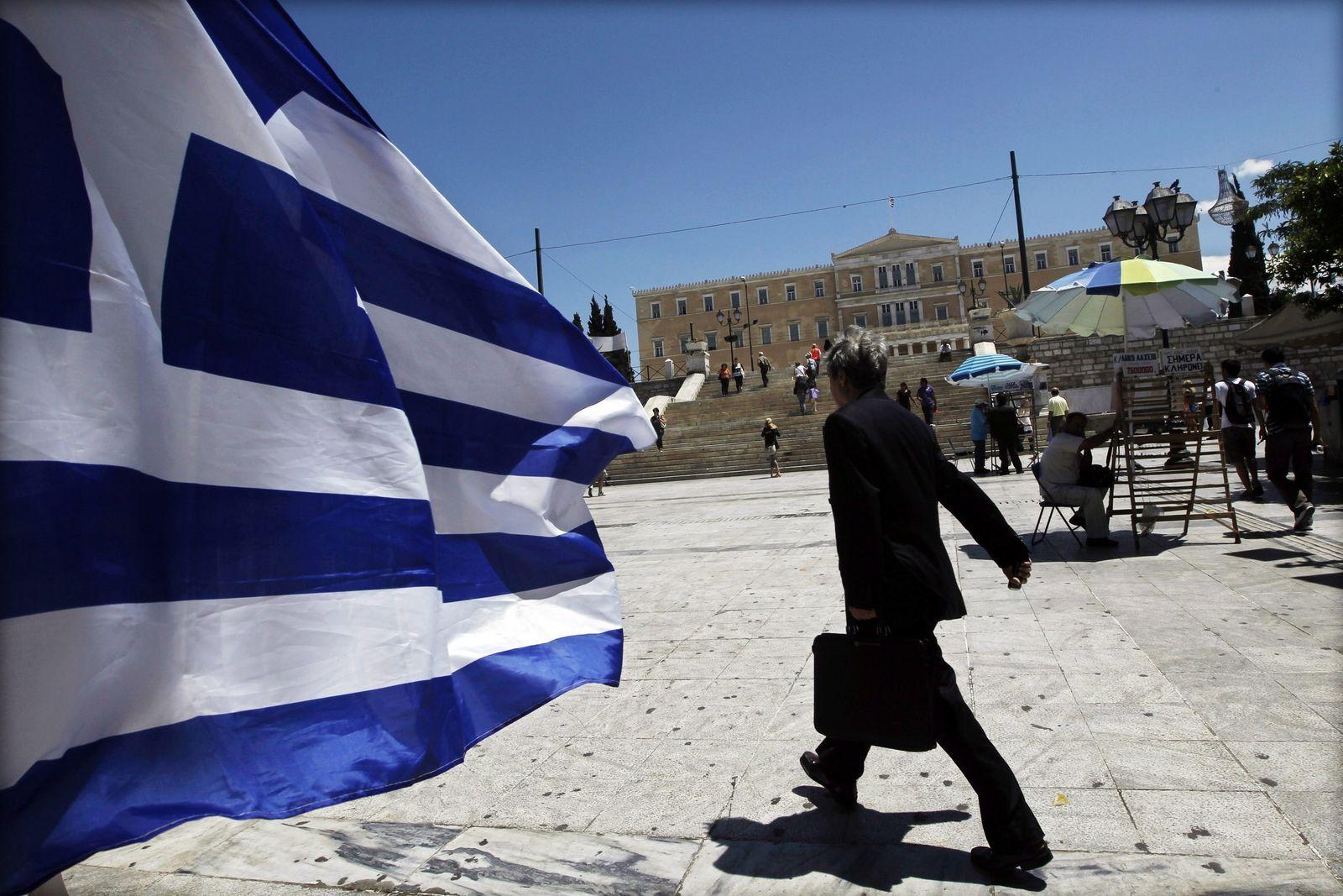 XXL Griechenland/ Parlament