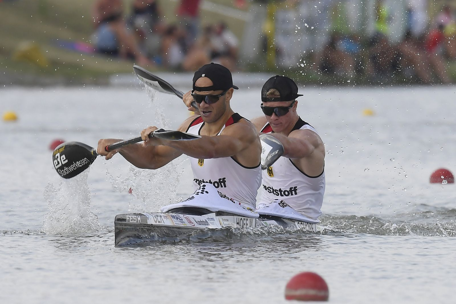 Hungary Canoe Sprint World Championships