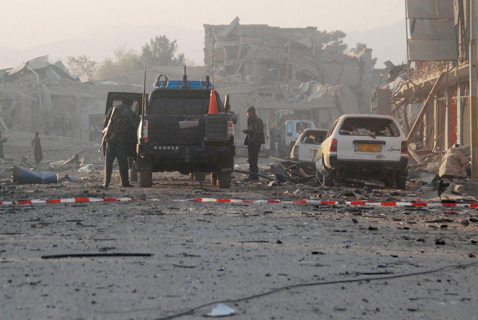 Taliban attacked German consulate in Mazar-e-Sharif
