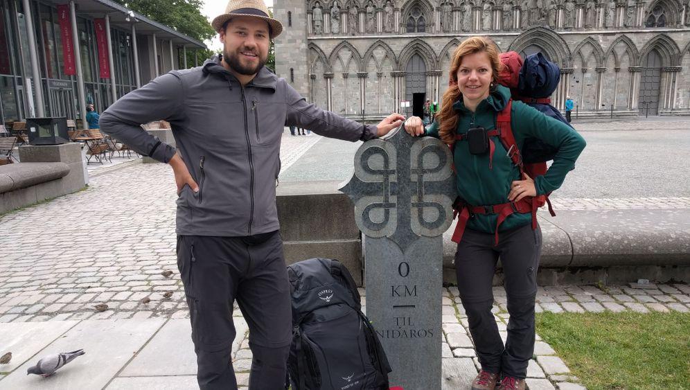 Zu Fuß: 141 Tage, 2600 Kilometer