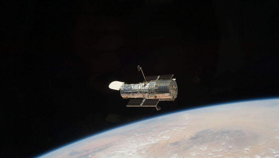 """Weltraumteleskop """"Hubble"""" (Archiv)"""