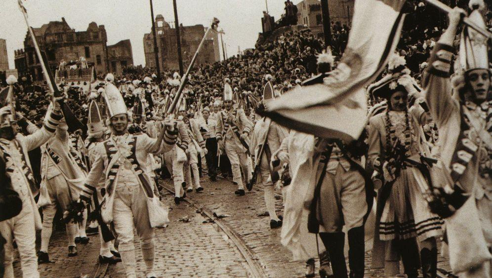 Karneval 1949: Jecken zwischen Schutt und Asche