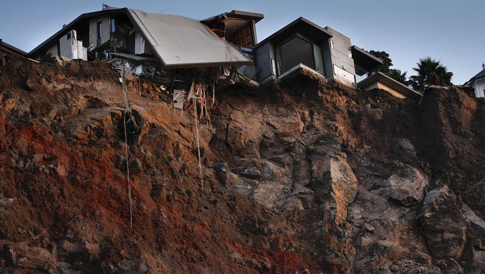 """Christchurch nach Beben: """"Eine große und komplexe Herausforderung"""""""