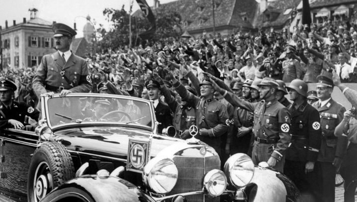Photo Gallery: Hitler's Classic Cars