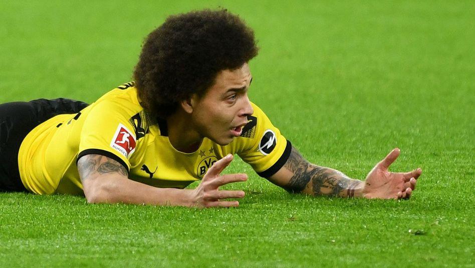 """Dortmunds Axel Witsel (Archivbild): """"Auf dem Weg der Besserung"""""""