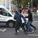 Polizei nimmt Hunderte Demonstranten fest