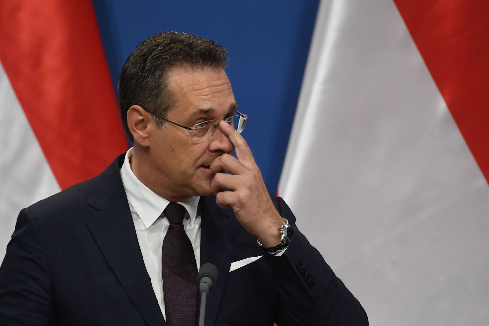HUNGARY-AUSTRIA-DIPLOMACY