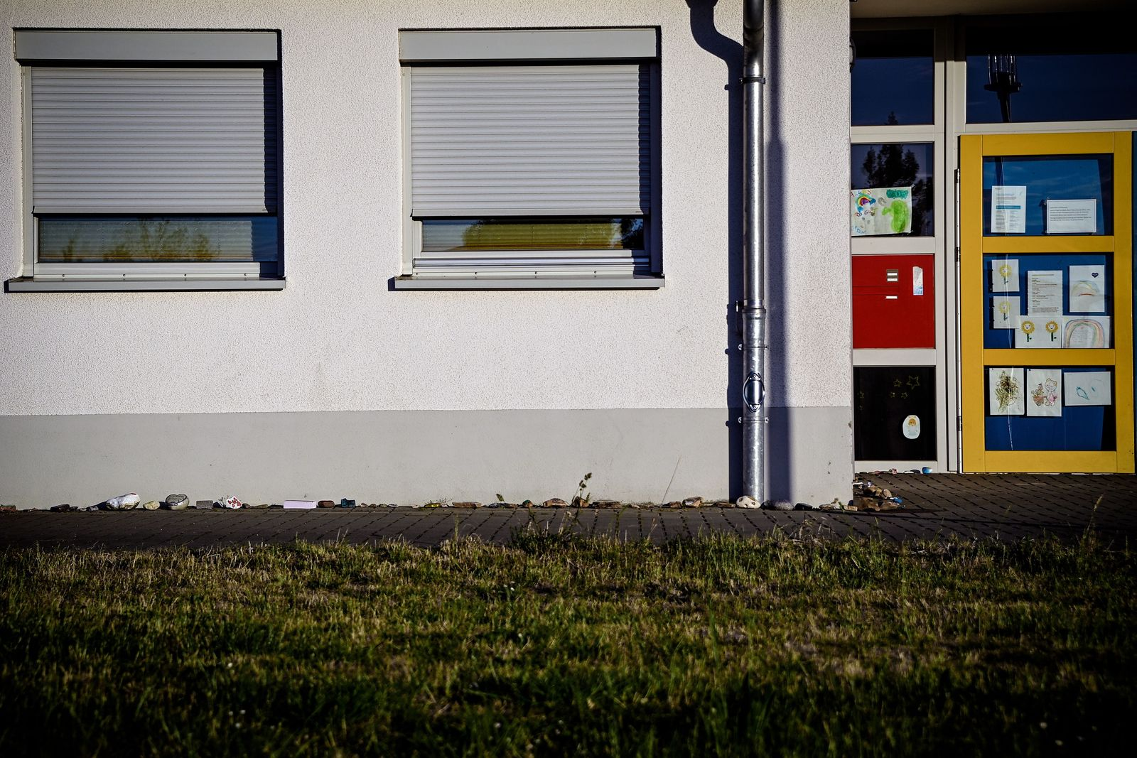 3-year-old girl died in a daycare centre in Viersen, Germany - 28 May 2020