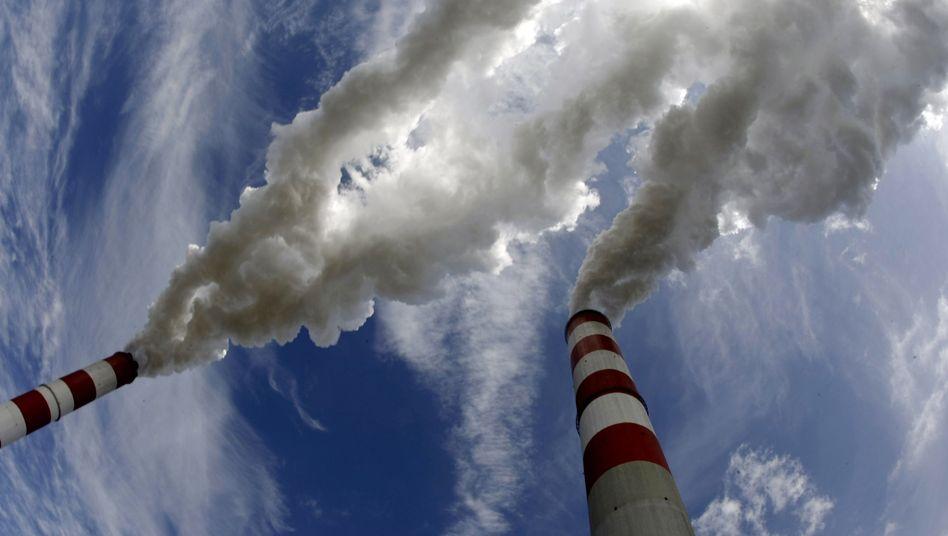 Kraftwerk Belchatow in Polen: Der billigste und verfügbarste Energieträger weltweit ist Kohle