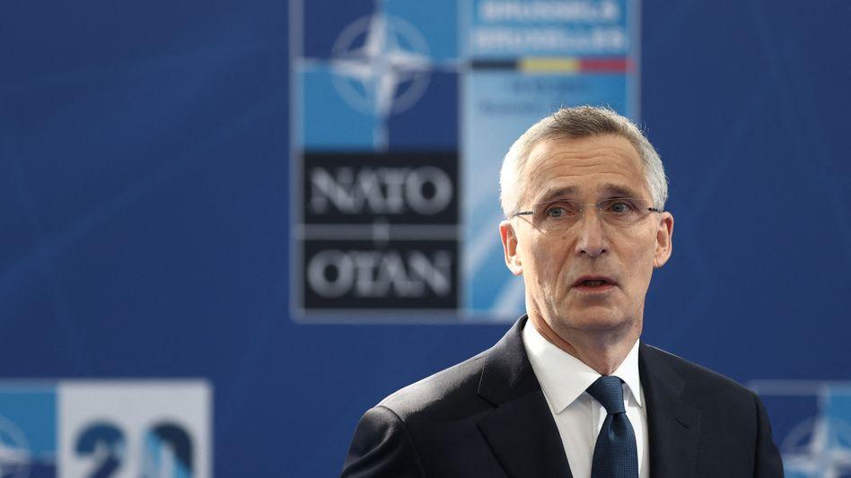 Nato-Generalsekretär Jens Stoltenberg will »ein neues Kapitel in den transatlantischen Beziehungen eröffnen«