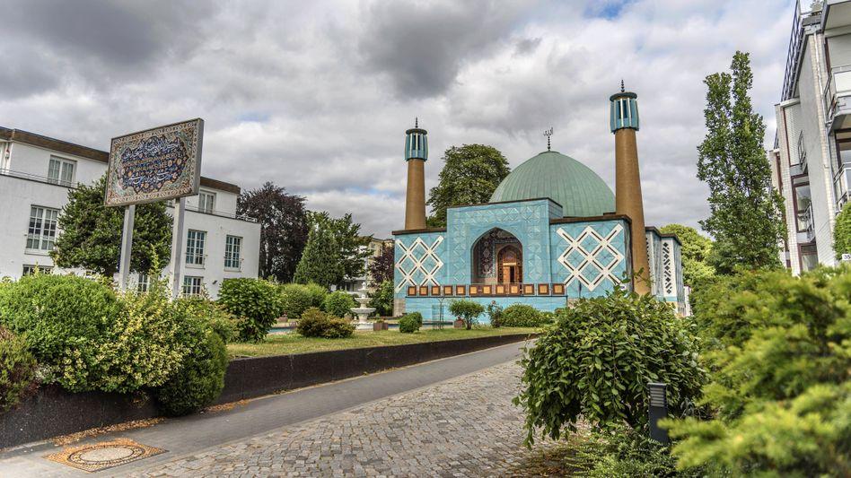 Blaue Moschee an der Hamburger Alster: Nicht offen islamistisch
