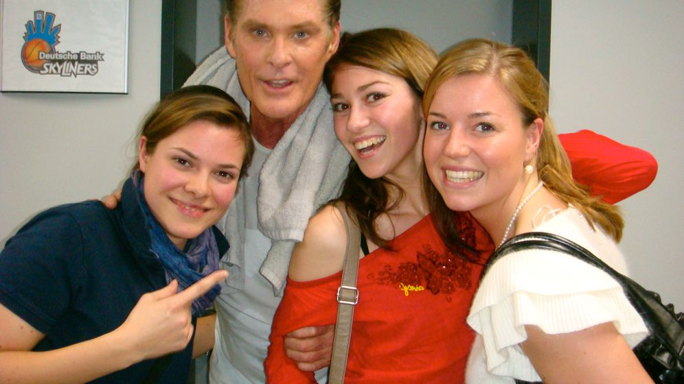 Photo Gallery: David Hasselhoff on the Comeback Trail