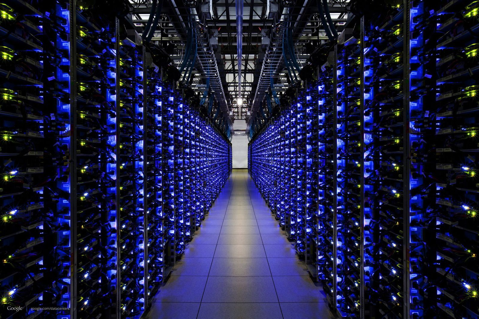 Google data center Douglas County