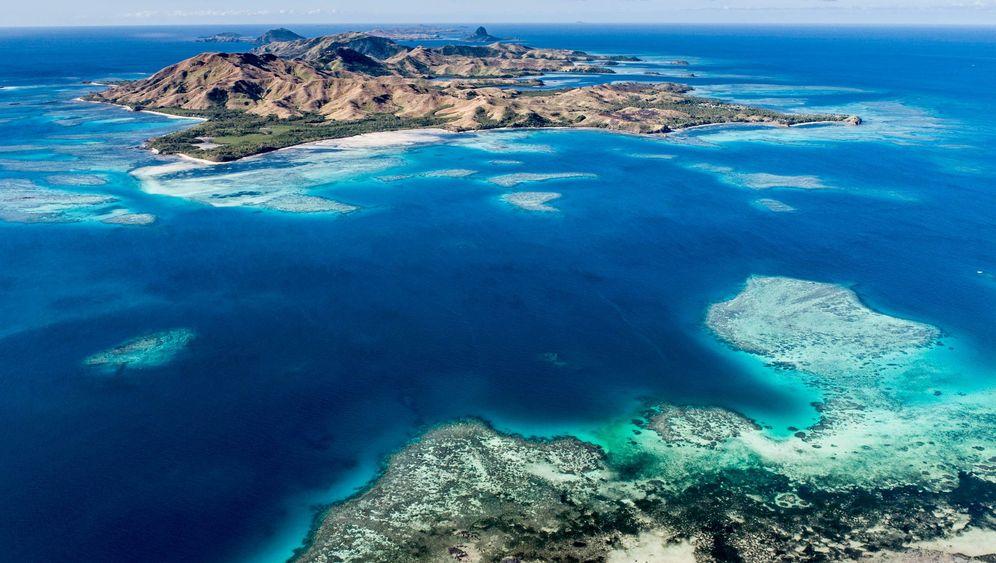 Michael Martin in der Südsee: Auf der Korallenroute