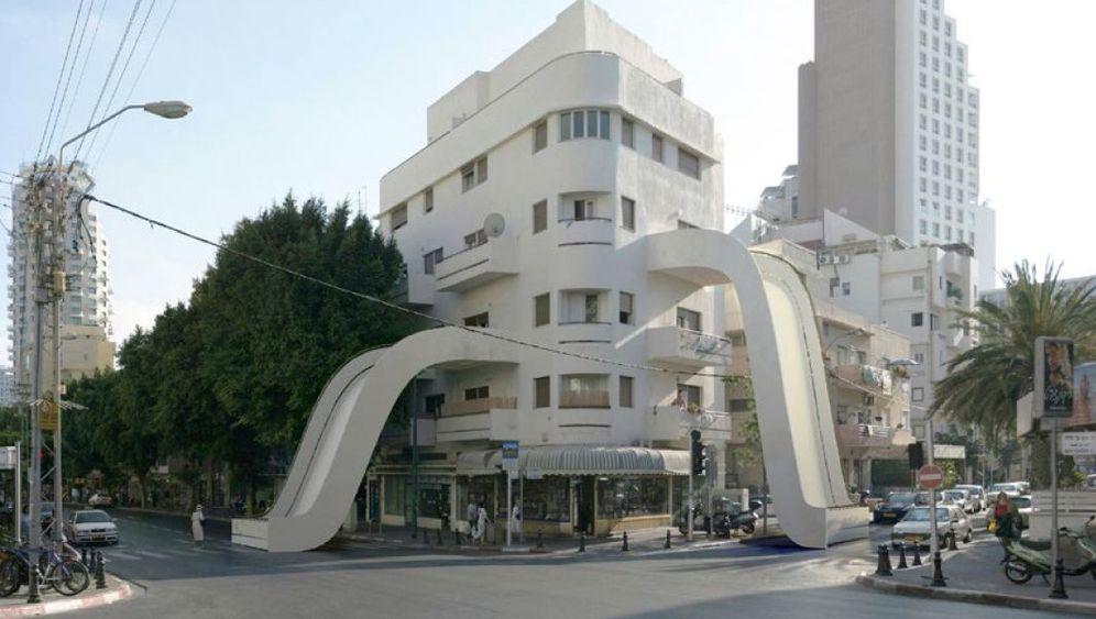 3D und Bildbearbeitung: Irre Architektur aus dem Computer