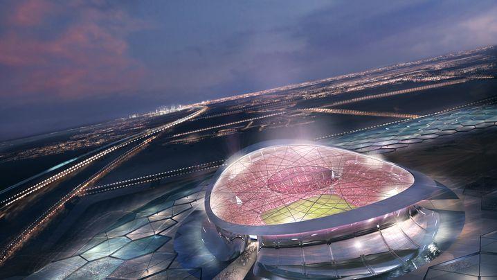 WM 2022 in Katar: Zwölf Prachtbauten für den Fußball