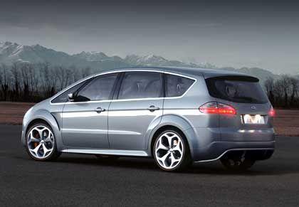 Ford SAV Concept: Im Serienauto wird es bis zu sieben Sitzplätze geben