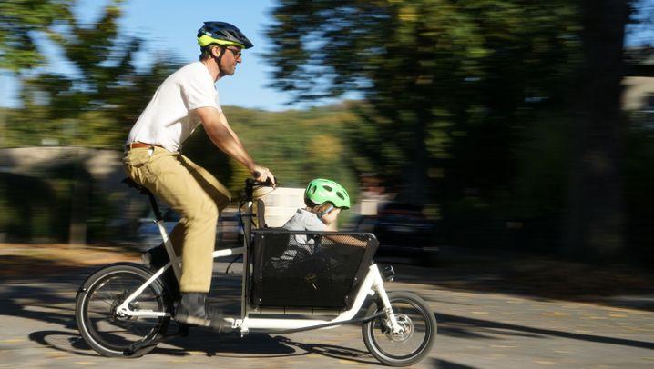 Fotostrecke: Lust an der Last - das Cargobike Muli