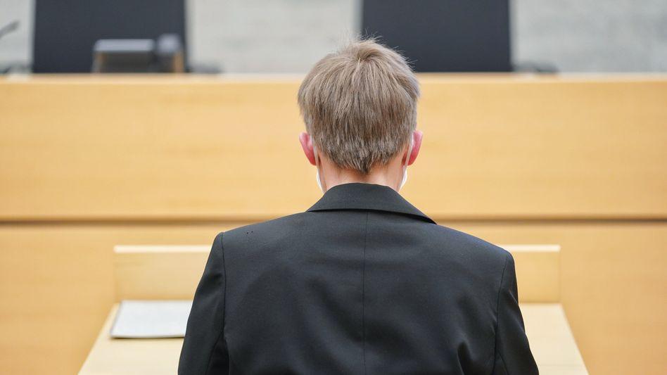Sie war wegen Beihilfe zum unerlaubten Aufenthalt durch Gewährung von Kirchenasyl in zwei Fällen angeklagt