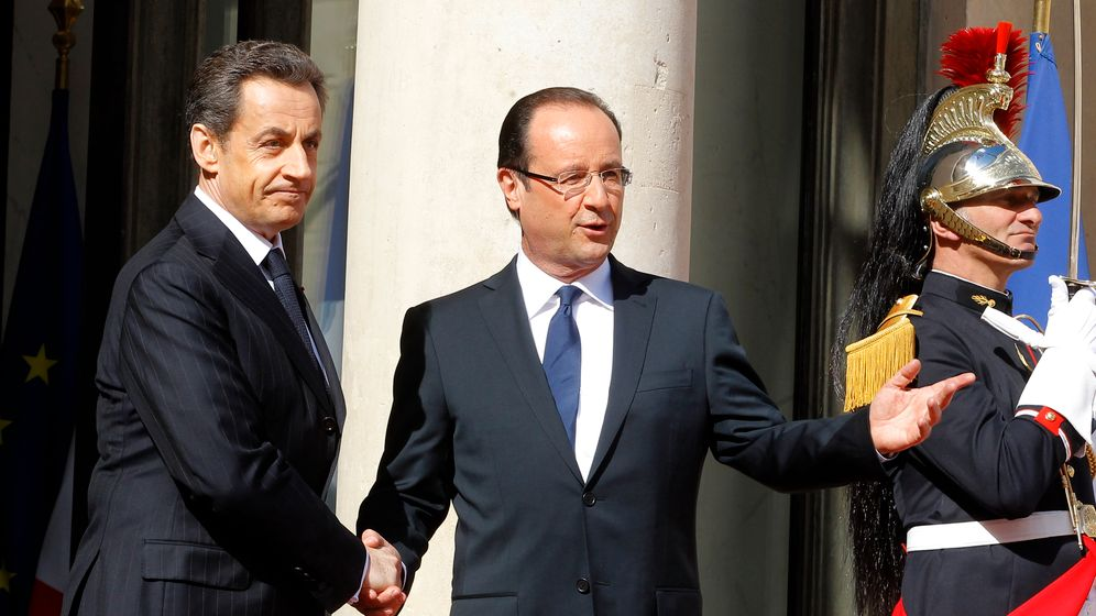 Photo Gallery: France Inaugurates a New President