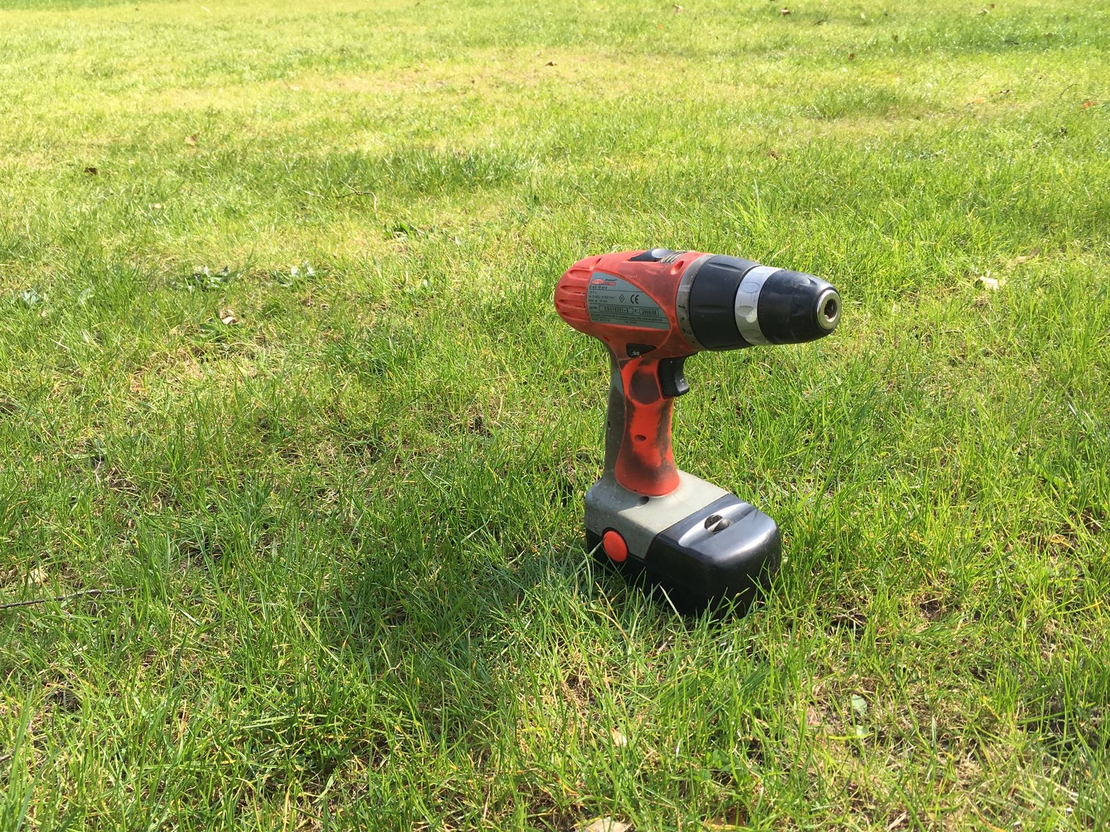 Heimwerkerblog/ Akkuschrauber