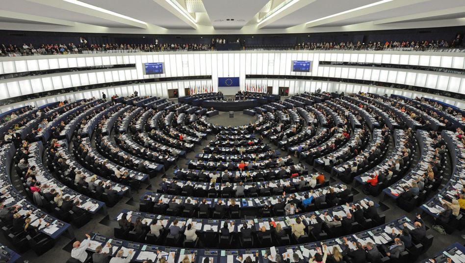 """Sitzung des Europäischen Parlaments: """"Der ganze Prozess liegt auf Eis"""""""