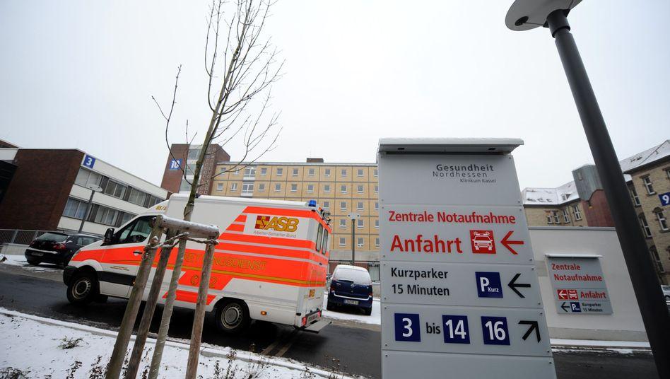 Krankenhaus (in Kassel/Symbolbild): Hohe Kosten im Gesundheitssystem