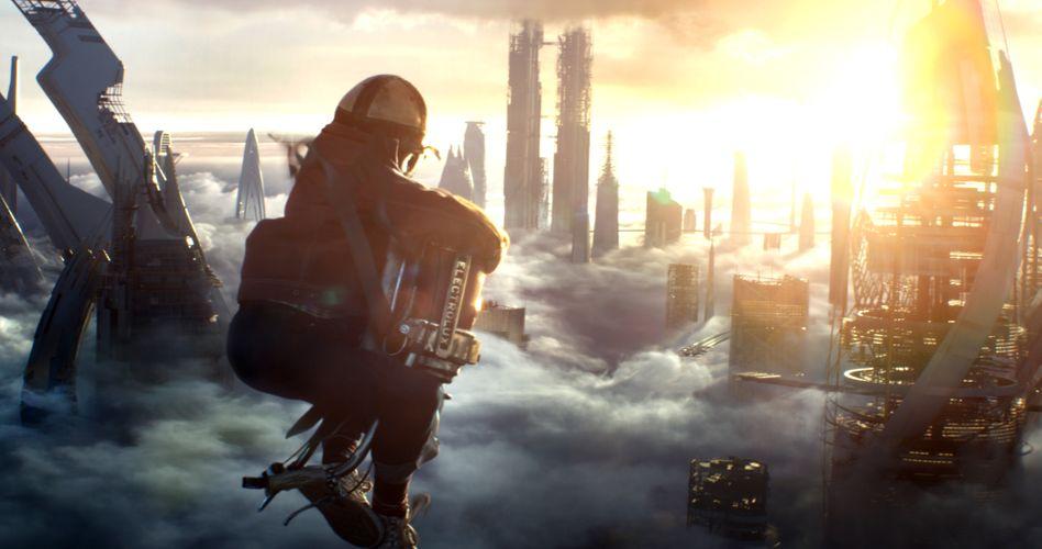 """""""A World Beyond"""" mit George Clooney: Nie war die Zukunft so von gestern"""