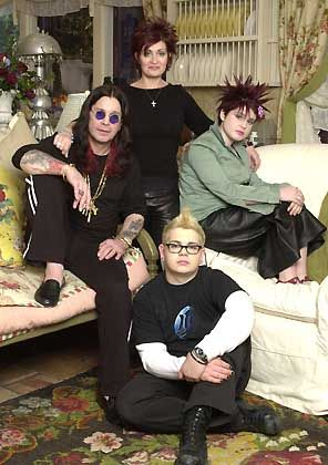 """MTV-Hit """"The Osbournes"""": """"Vielleicht einfach auch ein bisschen deutscher"""""""