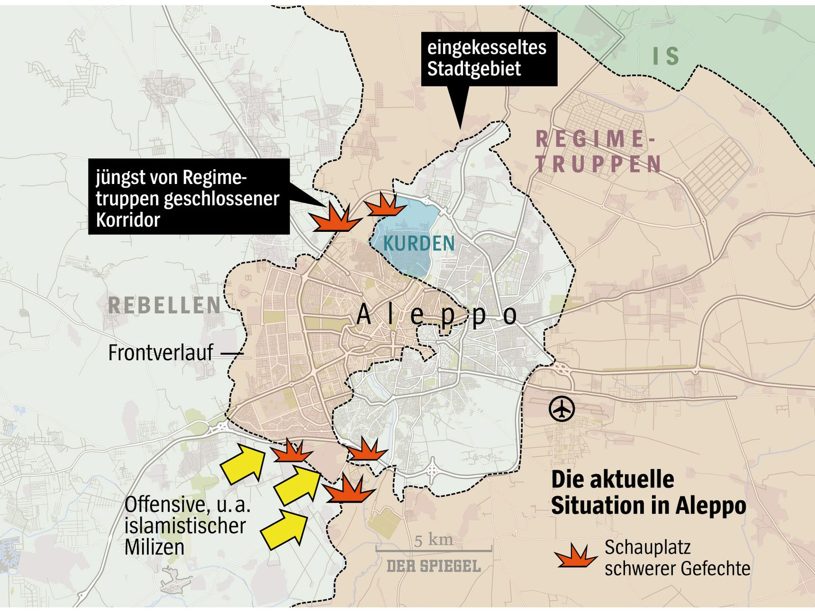 SPIEGEL Plus SPIEGEL 32/2016 S.83 Aleppo